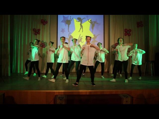 HIP HOP с элементами народного танца для подростков