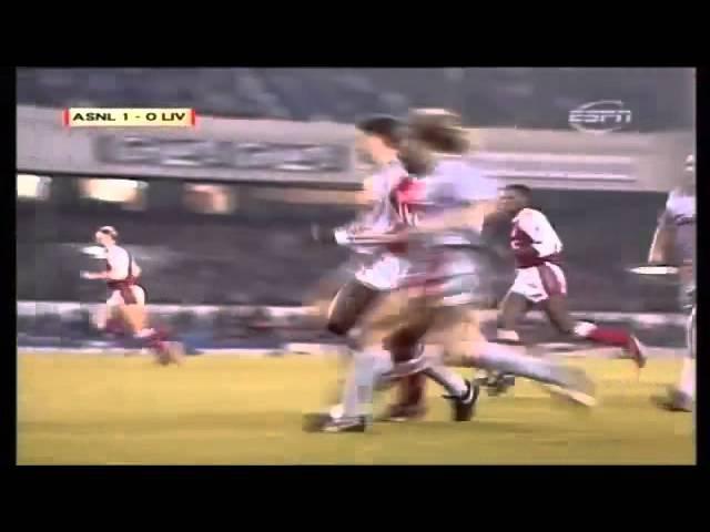 Arsenal FC 3-0 Liverpool FC 1990/91 Premier League (Highlights)