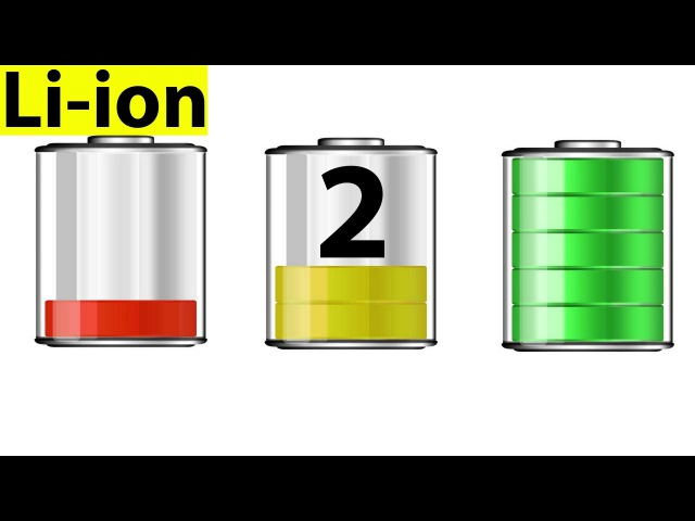 Правила эксплуатации литий ионных аккумуляторов. Часть 2.
