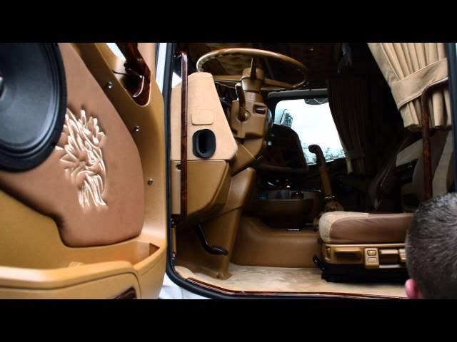 Scania Sadler Truck Show Ciney 2016