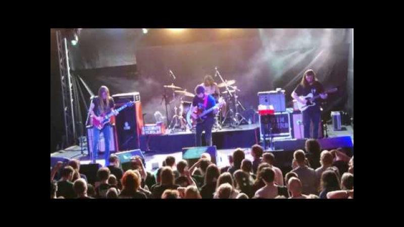 Elder - Blind/Thousand Hands/Gemini(encore) .live in Moscow Volta 2.08.17