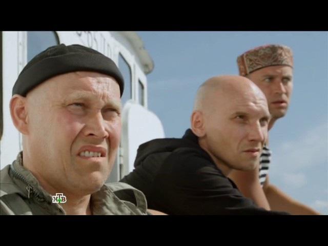 Морские дьяволы. Смерч. 2 сезон. 54 серия - «Страшное зелье», 2-я часть