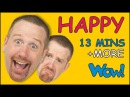 Happy and Sad More ESL Stories for Kids | English for Children | Steve and Maggie