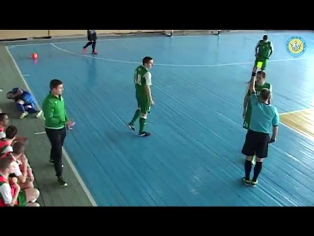 Highlights / Титан-Зоря (Покровське) 0-2 Енергія (Львів) / Екстра-ліга 2016/2017 1/4 фіналу