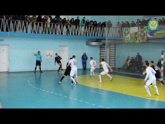 Highlights / Продексім 3:1 Титан-Зоря / 12 ТУР / Екстра-ліга 2016/2017