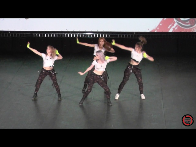 S.O.S 2017 Победитель Dance Battle - Команда Luminance