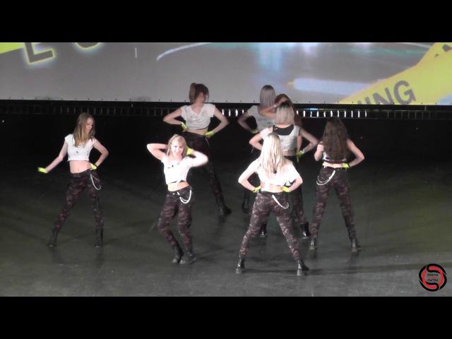 S.O.S 2017 Танцевальный косплей - Команда Luminance - Catch Me If You Can