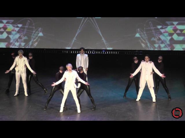 S.O.S 2017 Танцевальный косплей - Команда SkyShow - D.O.A. (Dead or Alive)(HIGH4)