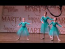 Музыкальная шкатулка, детский танец на пуантах 8-12 лет, педагог Любовь Марчукова