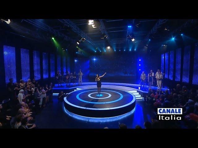Francesca Salmieri Sabbia e vento | Cantando Ballando (HD)