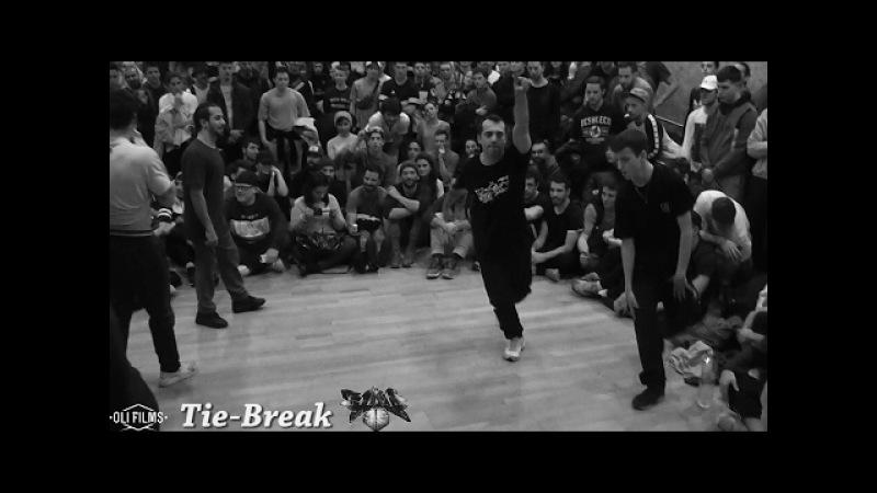 Freshit vs TOP K | TIE BREAK | TOP 16 SON 15 BCN 2017 | OLIFILMS
