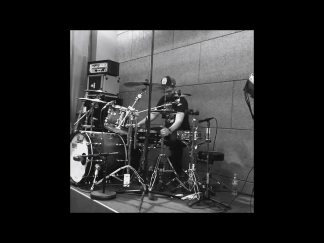 VINSENT Жывы Drum play Serge Padlivakhin