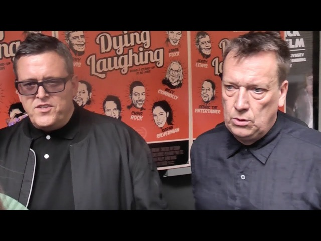 UK Premiere: Paul Toogood, Lloyd Stanton, John Thomson, Stephen K. Amos | Dying Laughing (TFC)