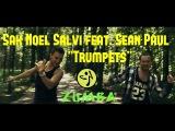 Sak Noel Salvi feat. Sean Paul - Trumpets ZUMBA
