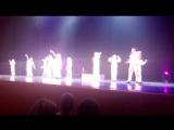 Либерти,Колибри, отчетный концерт 22.01.17