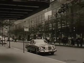 1957 год, автомобили Студебеккер Корпорейшн
