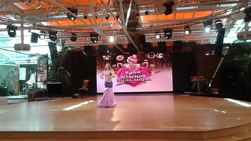 Классика постановка Марины Ничипорук 2место Южная Пальмира Одесса 2016 юниоры начинающие