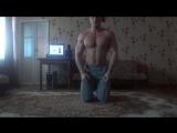 часть 2. Отжимания от пола -  Как накачать грудные мышцы  тренировка