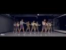 PRISTIN - Rum Pum Pum Pum (Dance cover [f(x)])