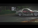 Drift Vine | Mazda RX-7 fd3s David Campo 3Face Racing at Streets