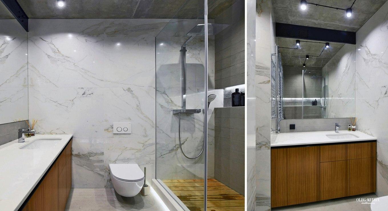 Интерьер квартиры 47,5 м в Киеве.
