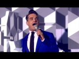 Robbie Williams Candy - OFFICIAL - BRITs 2013