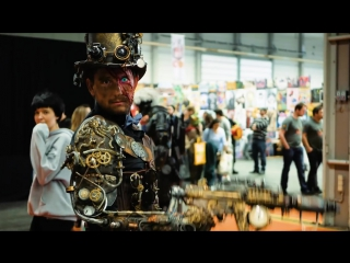 Facts comic con belgium 2017 cosplay music video - lets do this!