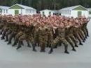 Танец племени Маори - _хака_ в исполнении военных
