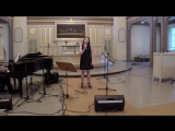 Cecilia Kamf, Emil Westerhagen - The Heart Asks Pleasure First (Live @ KIMAF 2017)