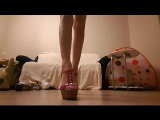 Ножки в туфлях _ Фут фетиш (foot fetish)