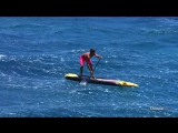 Kai Lenny and the Hydrofoil SUP _ In the Zone