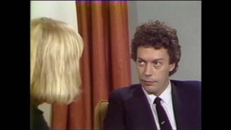 Интервью с Тимом, приуроченное к выходу фильма Оливер Твист 1982 год