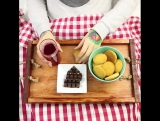 Top 5-Minute Crafts #87 Прохладный деревянный поднос для завтрака в кровати, который вы легко можете сделать