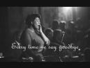 Ella Fitzgerald Evry time we say goodbye (with lyrics)