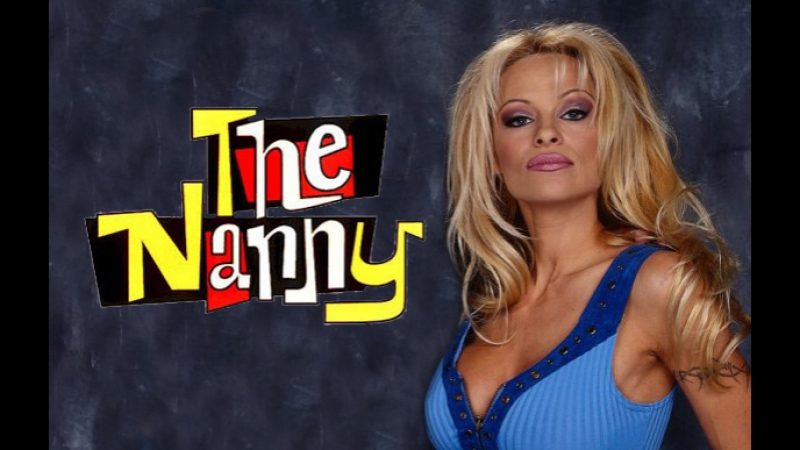 Pamela Anderson - The Nanny 1997 (The Heather Biblow Story)