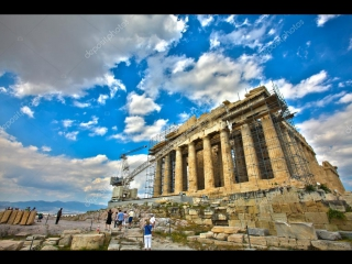 Parthenon, Athens - Greece