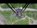Skypark  AJ Hackett Сочи_170 метров свободного полета