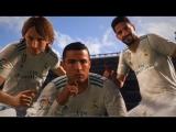 Трейлер FIFA 18 с Криштиану Роналду