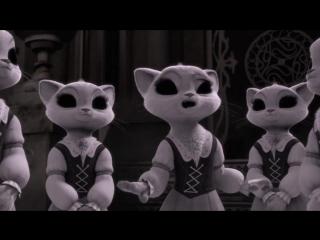 Приключения Кота в сапогах (The Adventures of Puss in Boots) - The Bloodwolf (4 сезон 13 Серия)(eng)