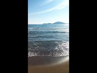 Тирренское море. Формия.
