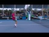 Haas v Paire match highlights (1R) _ Australian Open 2017
