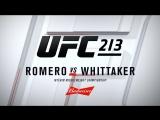 Подборка лучших моментов турнира UFC 213