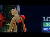 Дина Аверина лента (многоборье) — Чемпионат мира Пезаро 2017