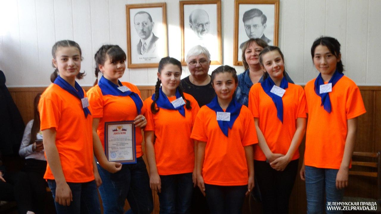 Команда Кардоникской ДШИ призер музыкально-теоретической олимпиады «Брей-ринг 2017»