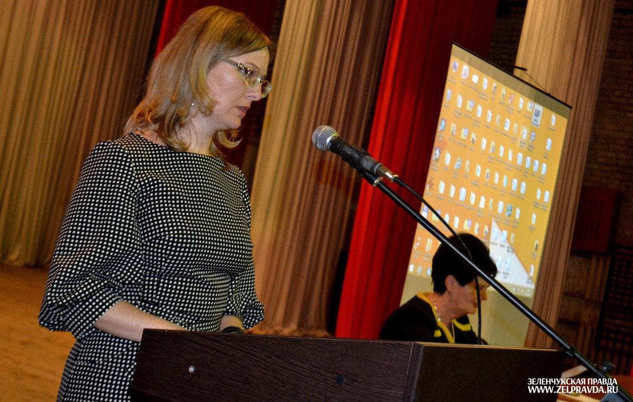 Выпускникам школ Зеленчукского района рассказали о нововведениях, подготовке и сдачи ГИА