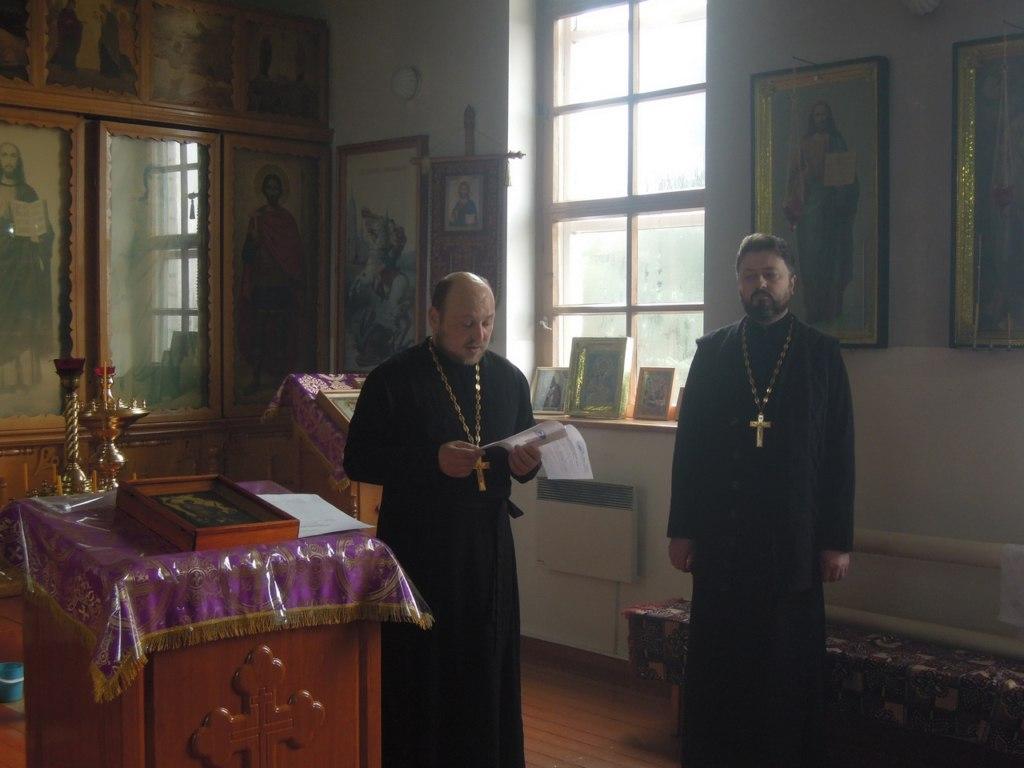 В храме великомученика Феодора Тирона станицы Зеленчукской прошло Приходское собрание