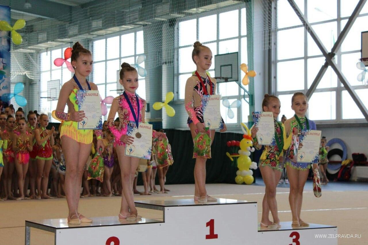 Гимнастки из Зеленчукского района призеры первенства в Краснодарском крае