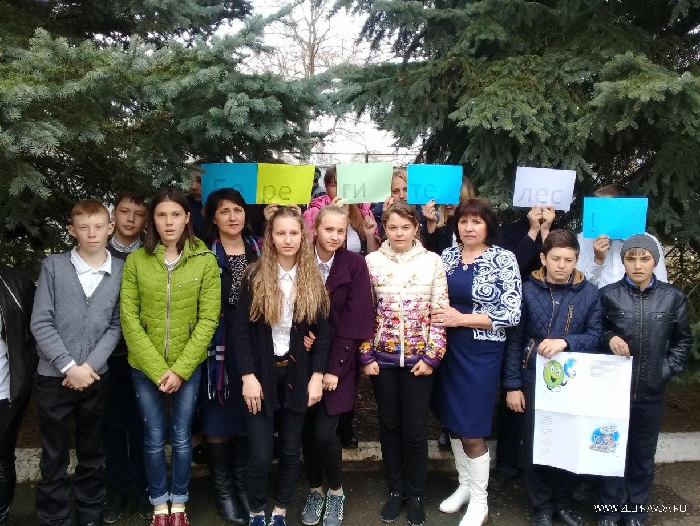 «День леса» отметили в Зеленчукском районе