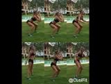 6 эффективных упражнений для попы и ног. Как тебе?