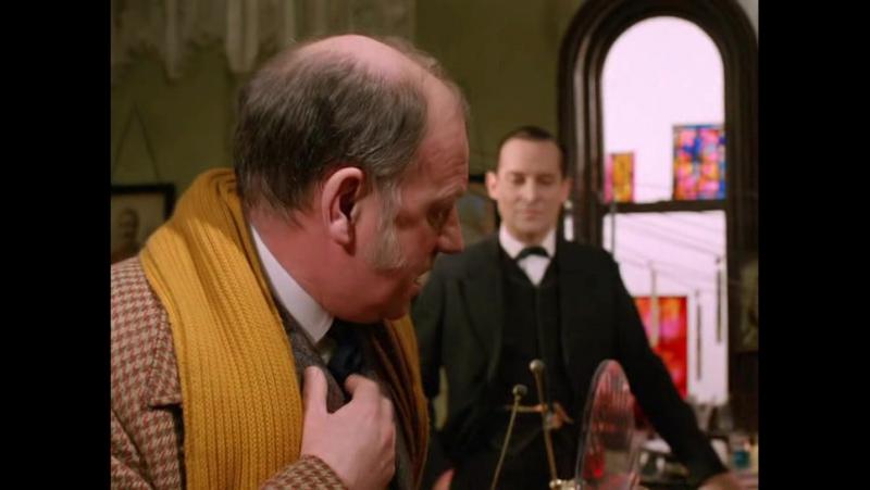 Возвращение Шерлока Холмса.Знак четырех(Англия.Детектив.1987)